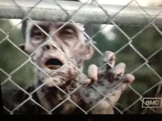 Filipino Zombie in Walking Dead