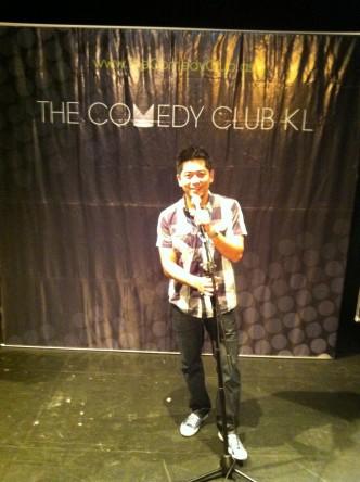 Filipino Comedian