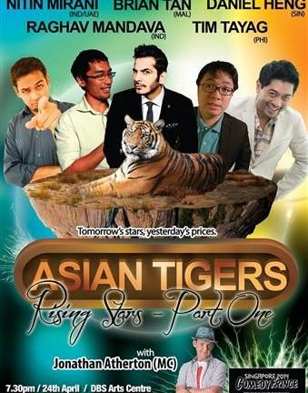 singapore comedy fringe